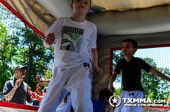 Academy Visit - Elite MMA Kingwood