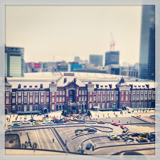 そういえば東京駅の写真撮ったんだった(^^;;