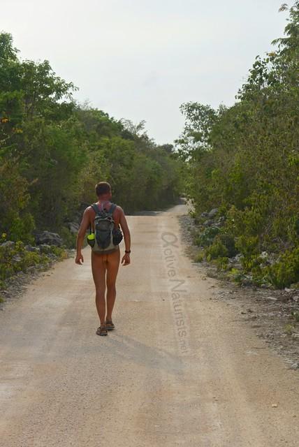 naturist 0004 Pet Cemetery cenote, Quintana Roo, Mexico