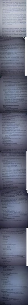 DTU Notes - 1 Year Environmental - Water Pollution