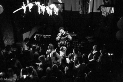 Jesse Dangerously @ Mercury Lounge