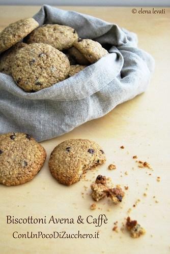 Biscotti avena e caffè 1