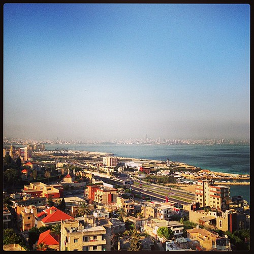 Good morning #Beirut #lebanon #city #middle #east #travel #pic