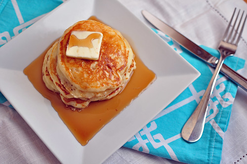 Buttermilk Pancakes 5