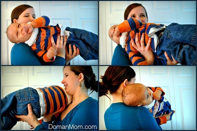 Fun & brain-building vestibular stimulation activities for your baby