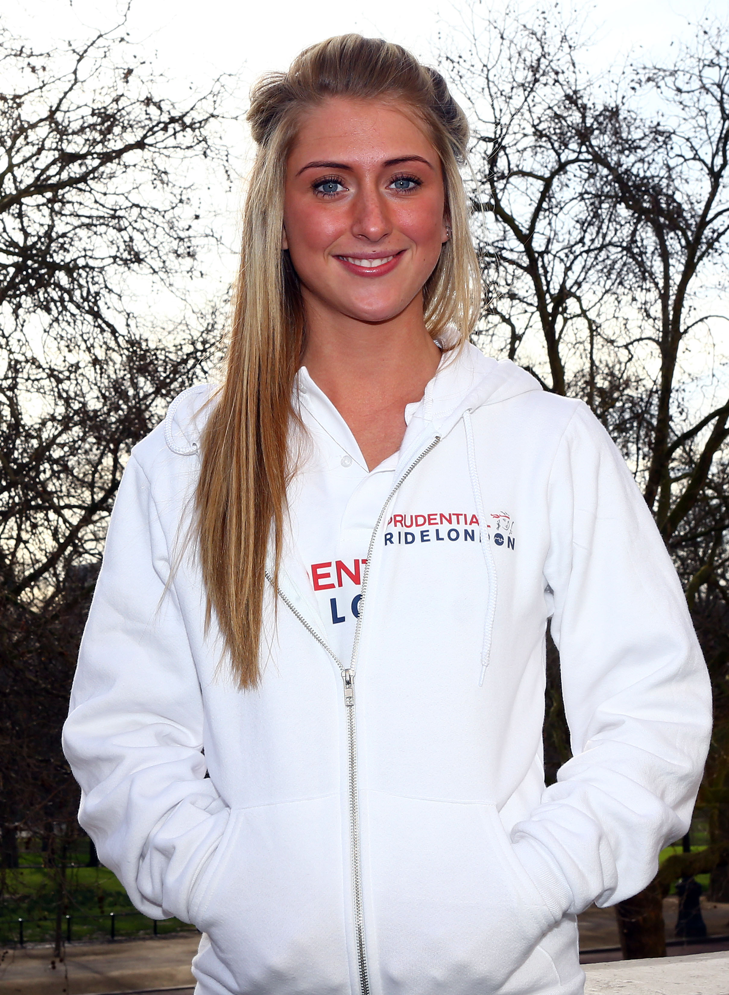 Double Olympic Gold medallist and Prudential RideLondon ambassador Laura Trott
