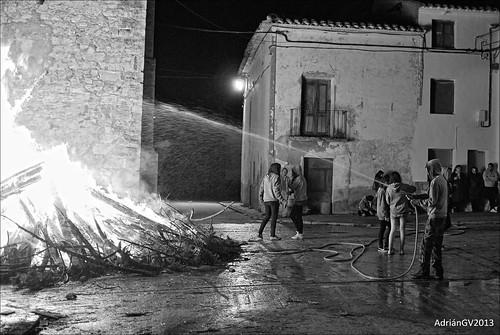 Hoguera quintos 10 by ADRIANGV2009