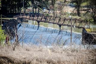 Piedmont Dam Spillway