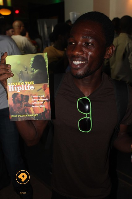 Living The Hiplife book launch
