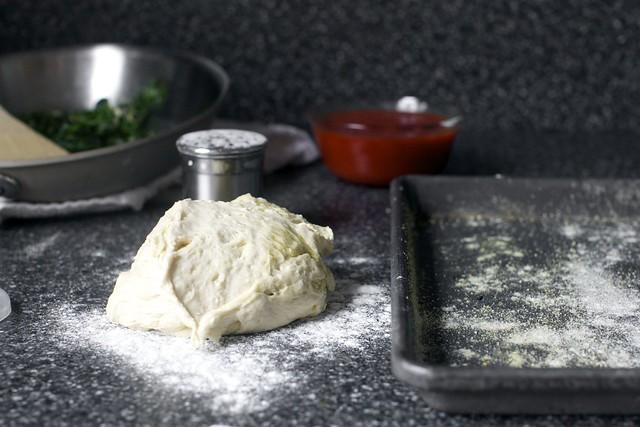 ramps, puree, trays, dough