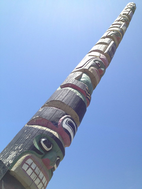 Cliff House Totem Pole