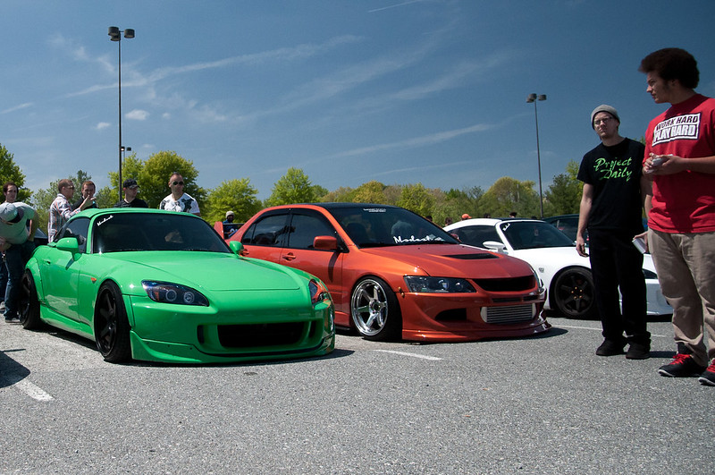 Modest S2000 and Evolution