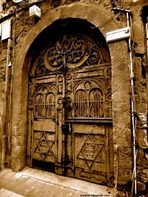 Ancient Jewish Doors