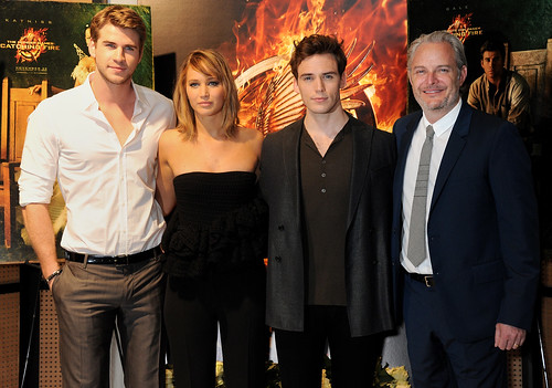 The Hunger Games: Catching Fire At The 2013 Cannes Film Festival