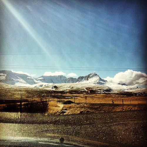 Skessunef #mountain #iceland #skorradalur