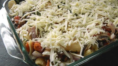 Spinach & Mushroom Rigatoni 11