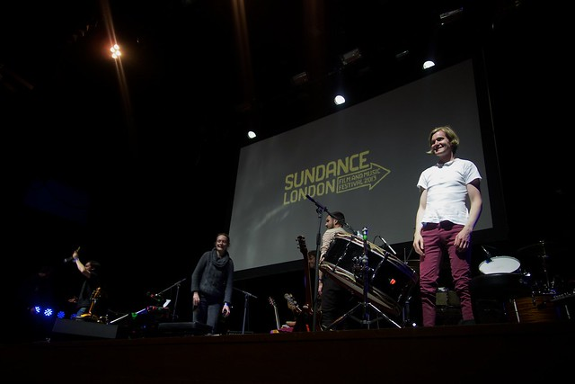 British Sea Power at the Sundance London