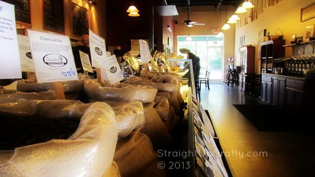Charleston Coffee Exchange Beans