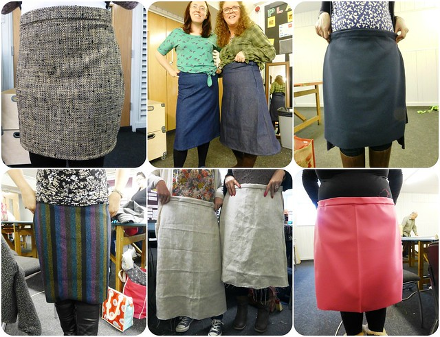 Skirt Workshop Apr13