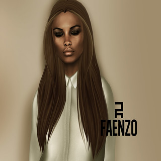 Faenzo Hair - Lindsay - My Attic @ The Deck