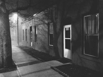 Germain Street at Night