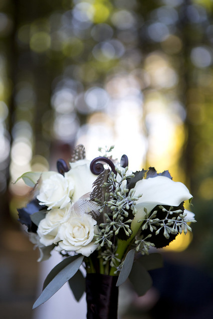 Bridesmaid bouqets