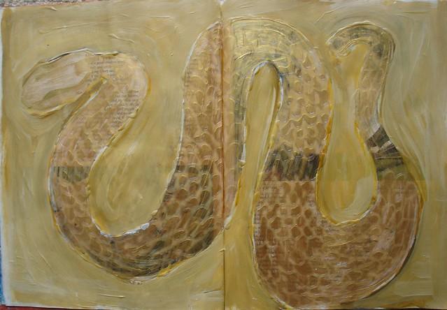 Snake page #3