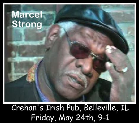 Marcell Strong 5-24-13