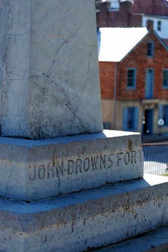 John Brown marker