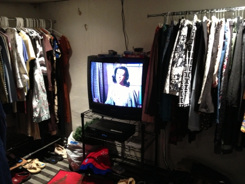 Basement sale entertainment