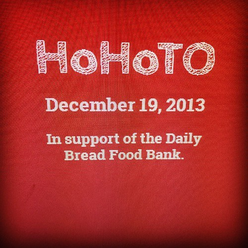 HoHoTO is back and scheduled for Dec 19 - HoHoTO 2013