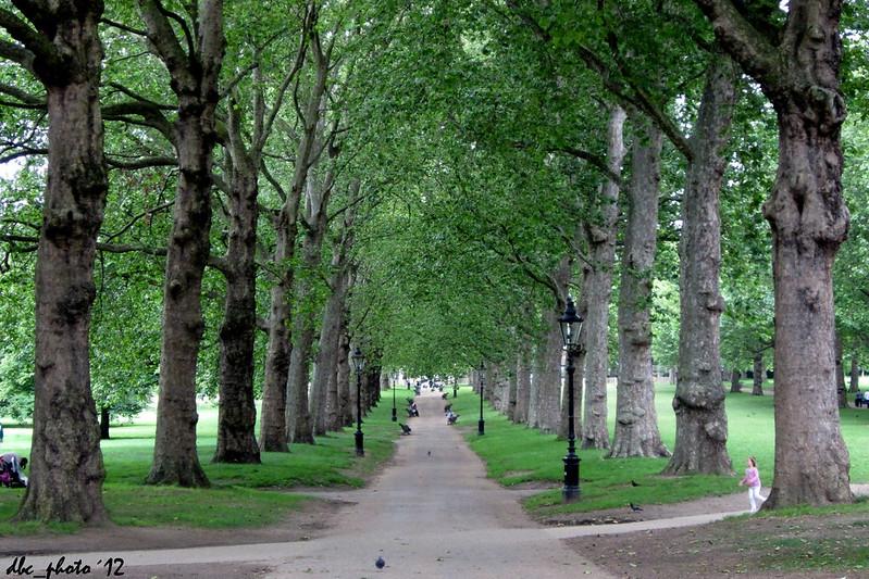 Parques en Londres