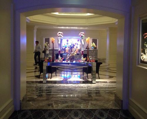 Ritz Carlton Laguna Niguel lobby