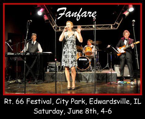Fanfare Band 6-8-13