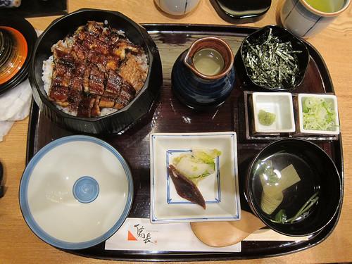 Hitsumabushi Set