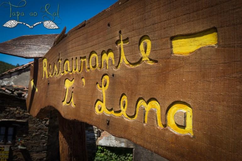 """""""Restaurante Ti Lena"""", colocou-nos entre a faca e o garfo!"""