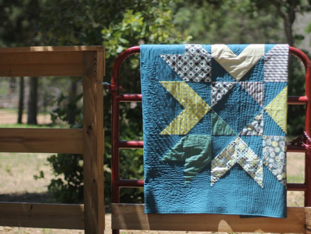 Tribute Star Quilt