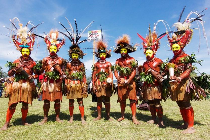 The Ipa Kerap tribe.