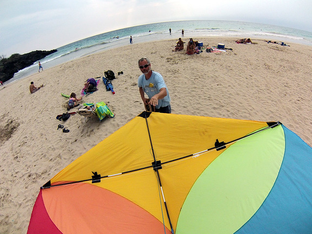 Gopro Monopod - Let Fly