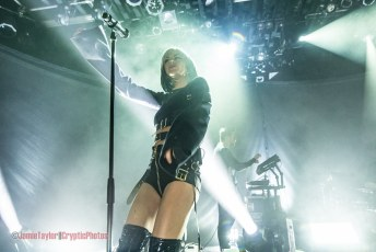 Phantogram + The Range @ The Commodore Ballroom - October 9th 2016