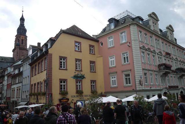 「德國海德堡」去德國必走景點 - 海德堡老城/老街/古堡 @ 強生與小吠的Hyper人蔘~ :: 痞客邦 PIXNET