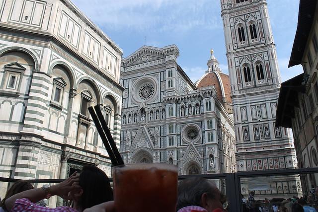Un Bloody Mary con vistas al Duomo