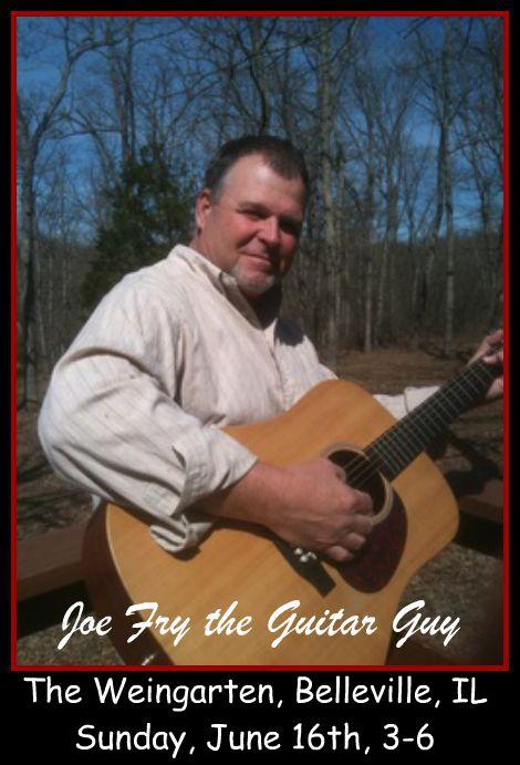 Joe Fry Guitar Guy 6-16-13