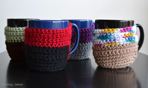 Mug Cozies - the full set
