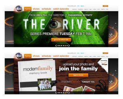 ABC.com Homepage Heroes
