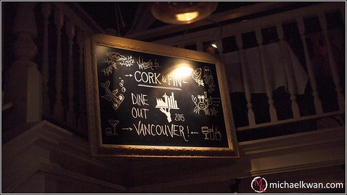 Cork & Fin, Vancouver