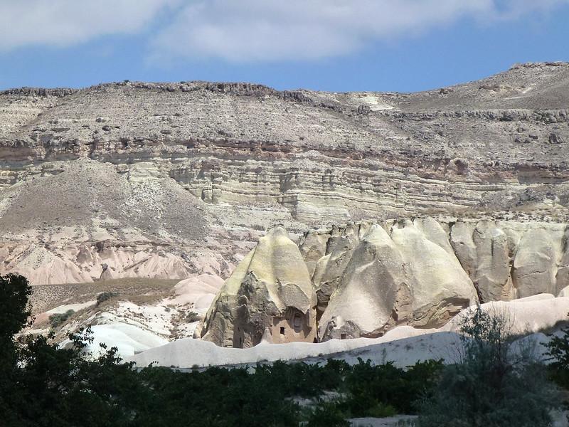 Turquie - jour 21 - Vallées de Cappadoce  - 028 - Çavuşin, Güllü Dere (vallée aux roses)