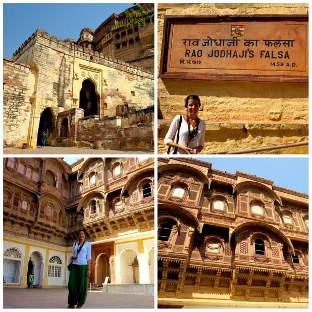 Fuerte de Jodhpur acceso