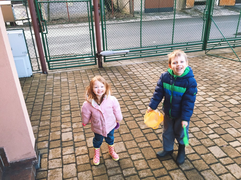 Kids Are Ready For the Park (3/4/15)