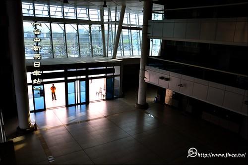 新烏日車站